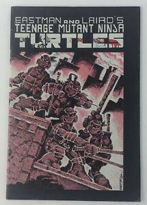 Teenage Mutant Ninja Turtles #1 3rd Print TMNT Mirage Eastman Laird 1985