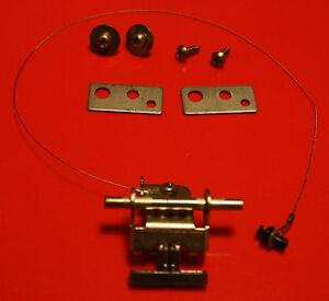 Grundig Plattenspieler PS 4500- Ersatzteil-Schalter für Einstellung Record Size