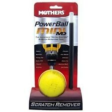 Mothers Powerball Mini MD Scratch Remover Repair Polish Aluminum Stainless 05142