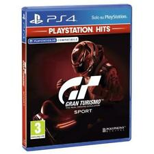 SONY PS4 - Gran Turismo Sport (PS Hits)