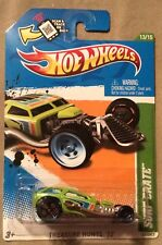 2012 Hot Wheels Treasure Hunts Surf Crate Limited Edition Rare Special Super 13