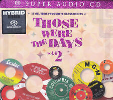 """Those Were The Days Vol.2"" 18 All-Time Classic Hits Stereo Hybrid DSD SACD CD"