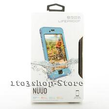 LifeProof NUUD iPhone 6s Plus Waterproof Shockproof Hard Case Cliff Dive Blue