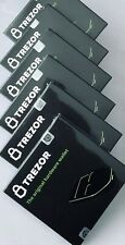 More details for trezor one - cryptocurrency hardware wallet - brand new sealed (free uk postage)