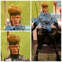 Marvel Legends Custom Havok Head Cast UNPAINTED.
