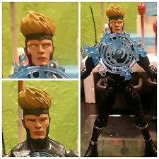 Marvel Legends Custom Havok Head Cast PAINTED.
