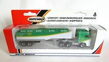 Matchbox Convoy CY-7 DAF gasolina petrolero-bp-Min/Caja