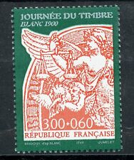 STAMP / TIMBRE FRANCE NEUF N° 3135 ** JOURNEE DU TIMBRE TYPE BLANC /
