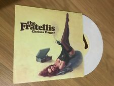 """Fratellis - Chelsea Dagger - White 8"""" - UNPLAYED - Discount For 2+"""