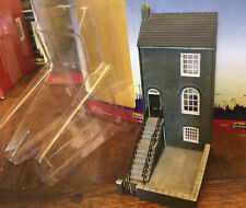 More details for bachmann scenecraft no. 44-217 low relief three storey city house vgc with box