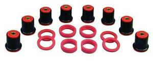 Prothane 7-225 Polyurethane Rear Upper & Lower Control Arms Bushing Kit