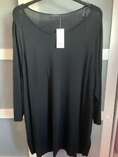 NWT COLD SHOULDER SLEEVED JUMPER - Size 30/32