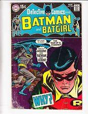 Batgirl Not Signed Silver Age Batman Comics
