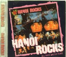 Hanoi Rocks(CD Album)All Those Wasted Years-New