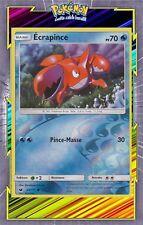 Ecrapince Reverse - SL4:Invasion Carmin - 24/111 - Carte Pokemon Neuve Française