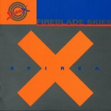 Spirea X Fireblade skies (1991) [CD]