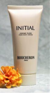 INITIAAL By Boucheron 3.4oz Pure Body Cream(Part Of Set)