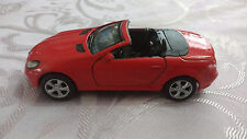 Vintage Red Model Toy Car Mercedes Benz Present Gift Collection Toy Wind up Car