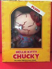 NEW Hello Kitty CHUCKY 2015 Halloween USJ Japan Limited Plush Doll Stuffed F/S