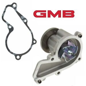 GMB Engine Water Pump for Hyundai Elantra L4; 1.8L 2011-2013