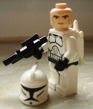 lot divers lego Star wars figurine Clone JET trooper soldat 7748 accessoire arme