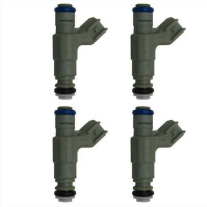 4 x Flow Matched Fuel Injectors for Plymouth Dodge Chrysler 2.0L 2.4L 0280155976