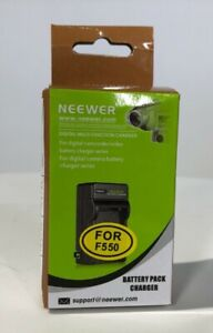 Neewer NW-F570 Battery Pack ChargerSony NP-F550 NP-F750 NP-F960 NP-F330 NP-F570