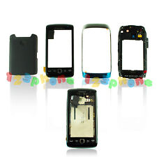 TOUCH SCREEN DIGITIZER + COVER + FRAME + KEYPAD FULL HOUSING FOR BLACKBERRY 9860