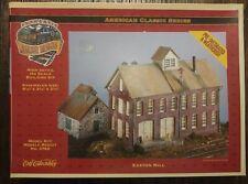 Ertl - Railway Designs - #4783 - Easton Mill Building Kit. HO. NIB.