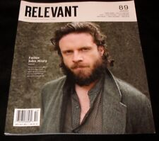 Relevant Magazine Father John Misty Terry Crews Sept/Oct 2017
