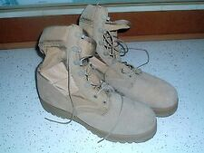 ARMY MARINES ISSUED HOT WEATHER DESERT BOOTS 8 R