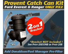 ProVent Catch Can Kit PROV-20 for Ford Everest 2017 Ranger 2015 PX2 ONLY P5AT
