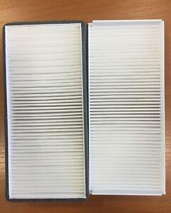 Domeo 210 FL RD Luftfilter Kit Set Satz New Neu 2x alternativer Ersatz Filter