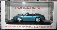 """VÉHICULE DE MARQUE """"PORCHE"""" 911 TYPE 996 - CARRERA CABRIOLET. (1998)."""