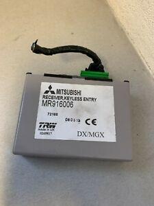 Mitsubishi Space Star Yr 2003 Maria ECU Central Locking MR916006