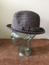 Harris Tweed Harvard Custom Bucket / fishing / walking hat wool size 7 1/4