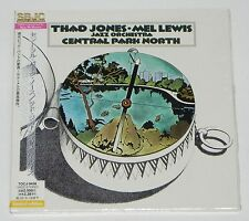 Thad Jones = Mel Lewis / Central Park North JAPAN CD Mini-LP w/OBI  TOCJ-9458