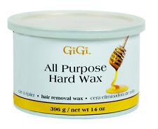 24 Cans x 14oz Gigi All Purpose Hard Wax Hair Removal 0332 Hair Removal Body