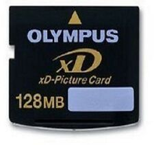 Olympus 128MB XD-Picture Card Memory Card