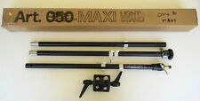# 0401 Manfrotto 024B Boom Assembly, Black - 6.5' (2m)