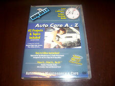 HOW DO I Auto Car Repair Automotive Care Cars Truck Repairs Auto Project DVD NEW