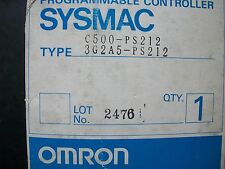 OMRON POWER SUPPLY C500-PS212  SG2A5-PS212  NEW NEW IN BOX FAST  SHIPPING