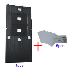 For EPSON R200 R220 R300 R300M R300C R320 R340 Inkjet PVC ID Card Printing Tray