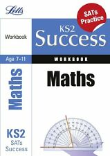 Maths: Revision Workbook (Letts Key Stage 2 Success),Paul Broadbent, Lynn Huggi