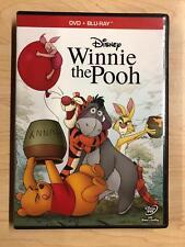 Winnie the Pooh (Blu-ray and DVD, Disney, 2011) - BLU18