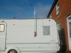 SUCTION MOUNT CARAVAN / MOTORHOME LOG PERIODIC AERIAL KIT (NOW WITH SILVER MOUNT
