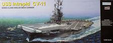 PORTE-AVIONS USS INTREPID CV-11, 1969 - Kit TRUMPETER 1/350 n° 64008