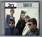 SQUEEZE  'MILLENNIUM COLLECTION''   CD    SHIPS FREE TO CANADA