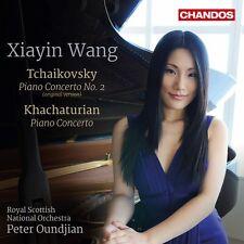 Aram Khachaturian / - Tchaikovsky & Khachaturian: Piano Concertos [New SACD]