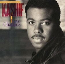 KASHIF - LOVE CHANGES 2012 REMASTERED CD 1987 ALBUM + BONUS 12'' MIXES !